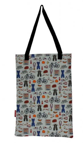 Selina-Jayne Triathlon Limited Edition Designer Tote Bag